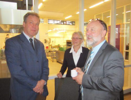 Afscheid Wim Meijnen