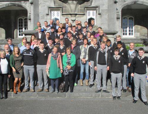 VBG-excursie Ierland geslaagd