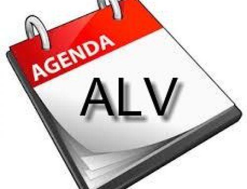 Algemene LedenVergadering 27 november 2020